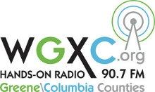 WGXC Station Barnraising