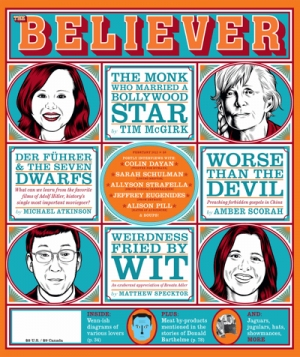 THE BELIEVER: Interview with Allyson Strafella