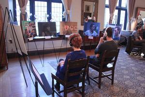 Social Hall: an Oral History Exhibit